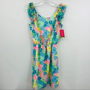 Lilly Pulitzer NWT Women's XS Floral Danna Dress